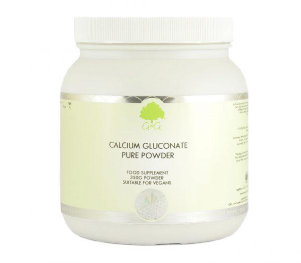 Calcium (Gluconate) - 350g Powder