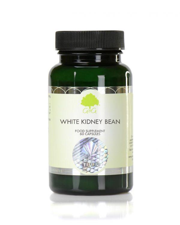 White Kidney Bean Extract - 60 Capsules