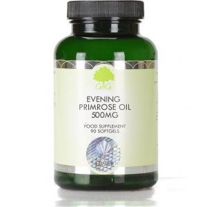 Evening Primrose Oil 500mg - 120 Softgels