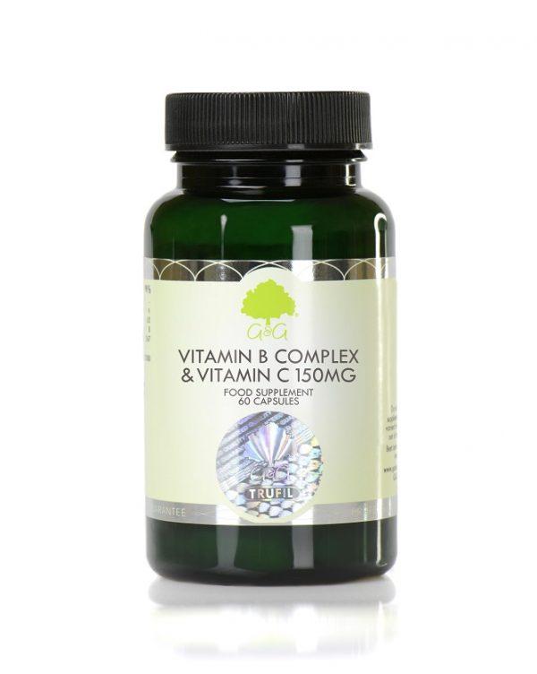 Vitamin B Complex & Vitamin C 150mg