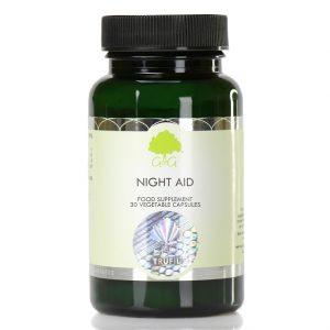 Night Aid (with 5-HTP) - 30 Capsules
