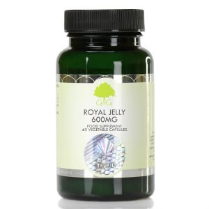 Royal Jelly 600mg - 60 Capsules